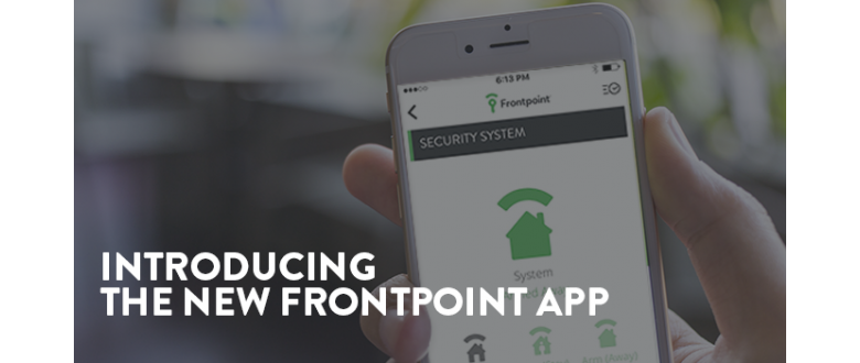 Introducing the New Frontpoint App