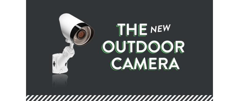 The New Wireless Outdoor Camera