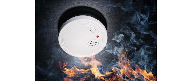 Fire Alarms vs. Smoke Detectors vs. Smart Smoke and Heat Sensors