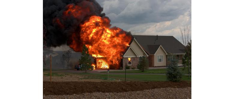 Fire Safety Facts: Top 5 Fire Hazards in the Home