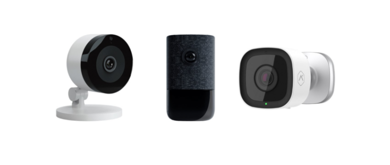 Security Camera Lights: What Do They Mean?