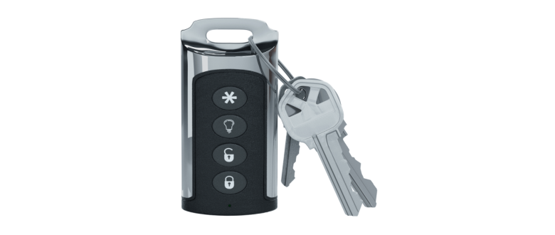 Keychain Remotes Put Safety at Your Fingertips