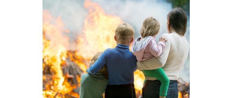 Creating a Home Fire Escape Plan for Kids—and the Whole Family