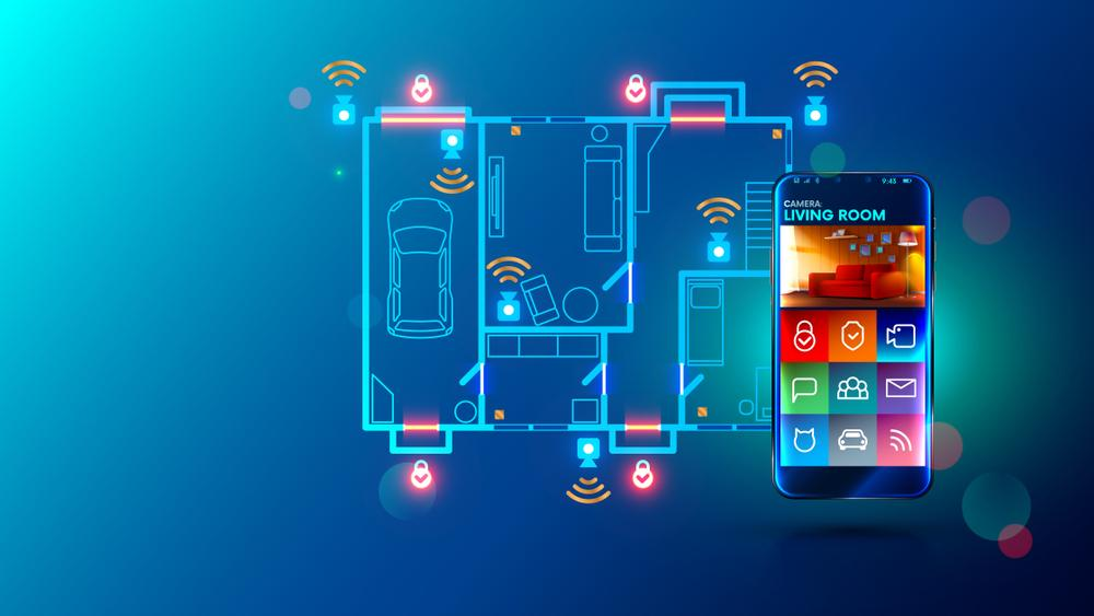 Home Security Blog - Smart Home Security Systems Work with Other Smart  Devices