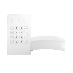 Frontpoint Hub and Keypad