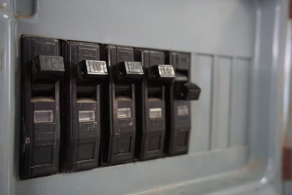 Picture of circuit breaker