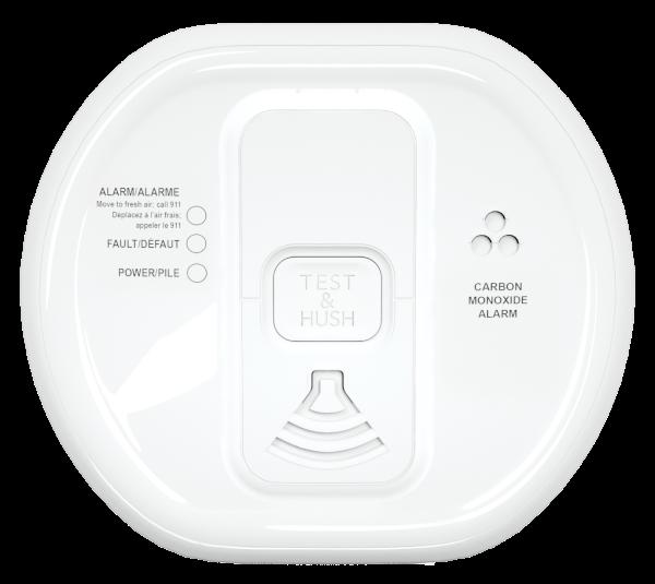 Picture of the Frontpoint Carbon Monoxide Sensor