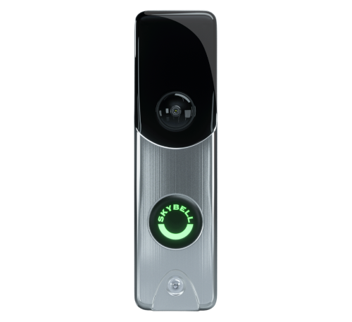 Picture of the Frontpoint Doorbell Camera