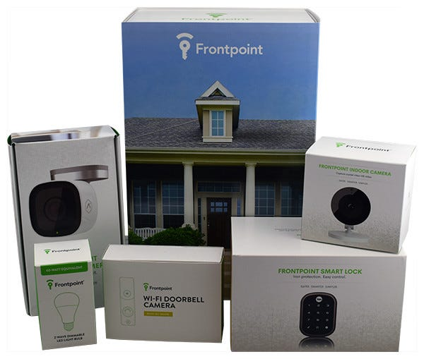 Picture of Frontpoint Security Package