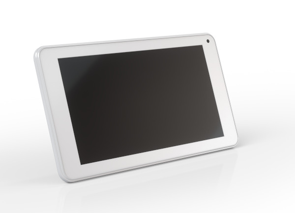 Picture of the Frontpoint Touchscreen