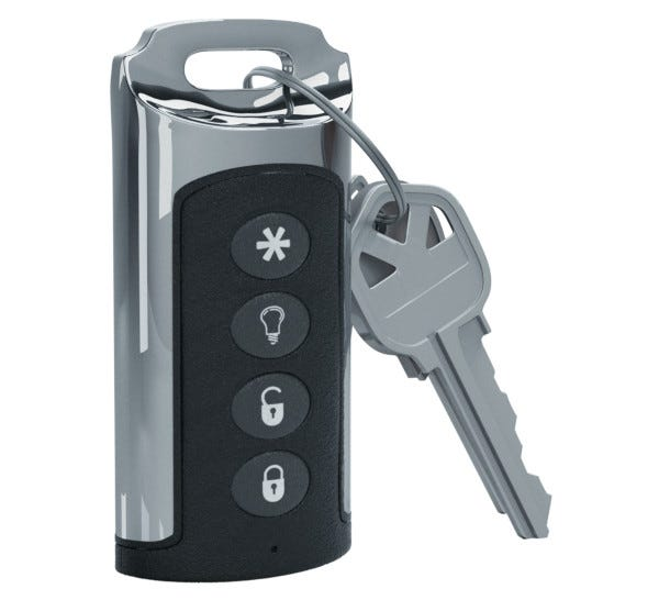 Picture of Frontpoint Keychain Remote