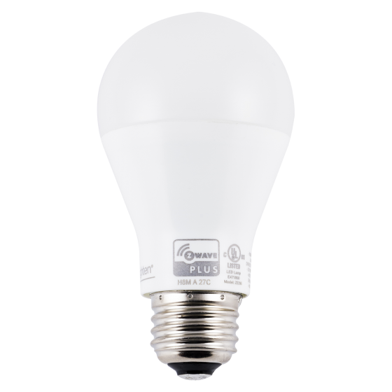 Picture of the Frontpoint LED Smart Light Bulb