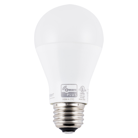 Picture of the Frontpoint Smart Light Bulb